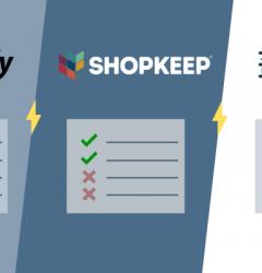 Shopify POS vs ShopKeep POS vs BooksPOS - Which is a better retail POS?